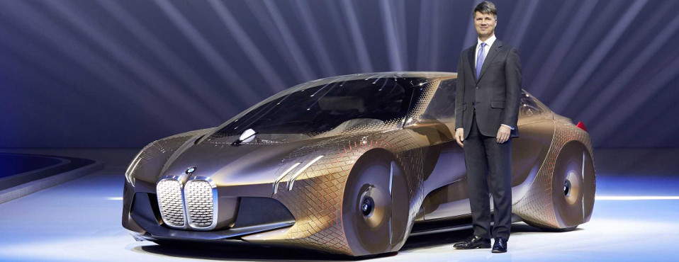 Le futur selon BMW
